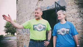 Гімн Литви у Вежі заспівали байкери
