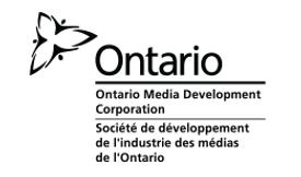 The Ontario Media Development Corporation (OMDC)