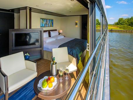 Cruzeiro no rio Reno com aéreo a USD 300