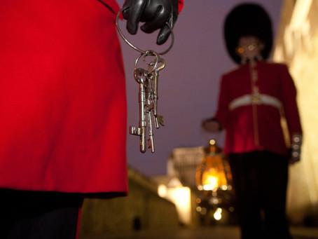 Fechando a Torre de Londres