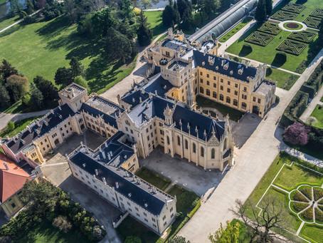 Lednice, uma joia no país repleto de palácios e castelos