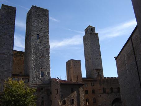 Um dia especial na Toscana