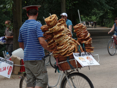 O pão nosso de cada viagem