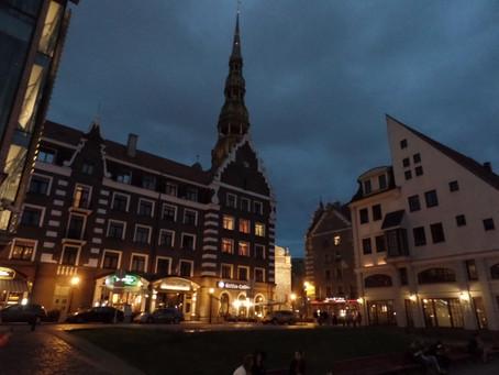 As cerejas de Riga e muito mais