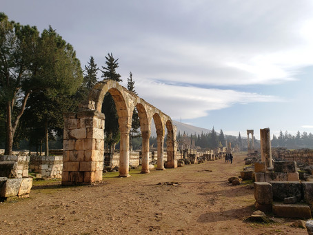 Memórias do Libano