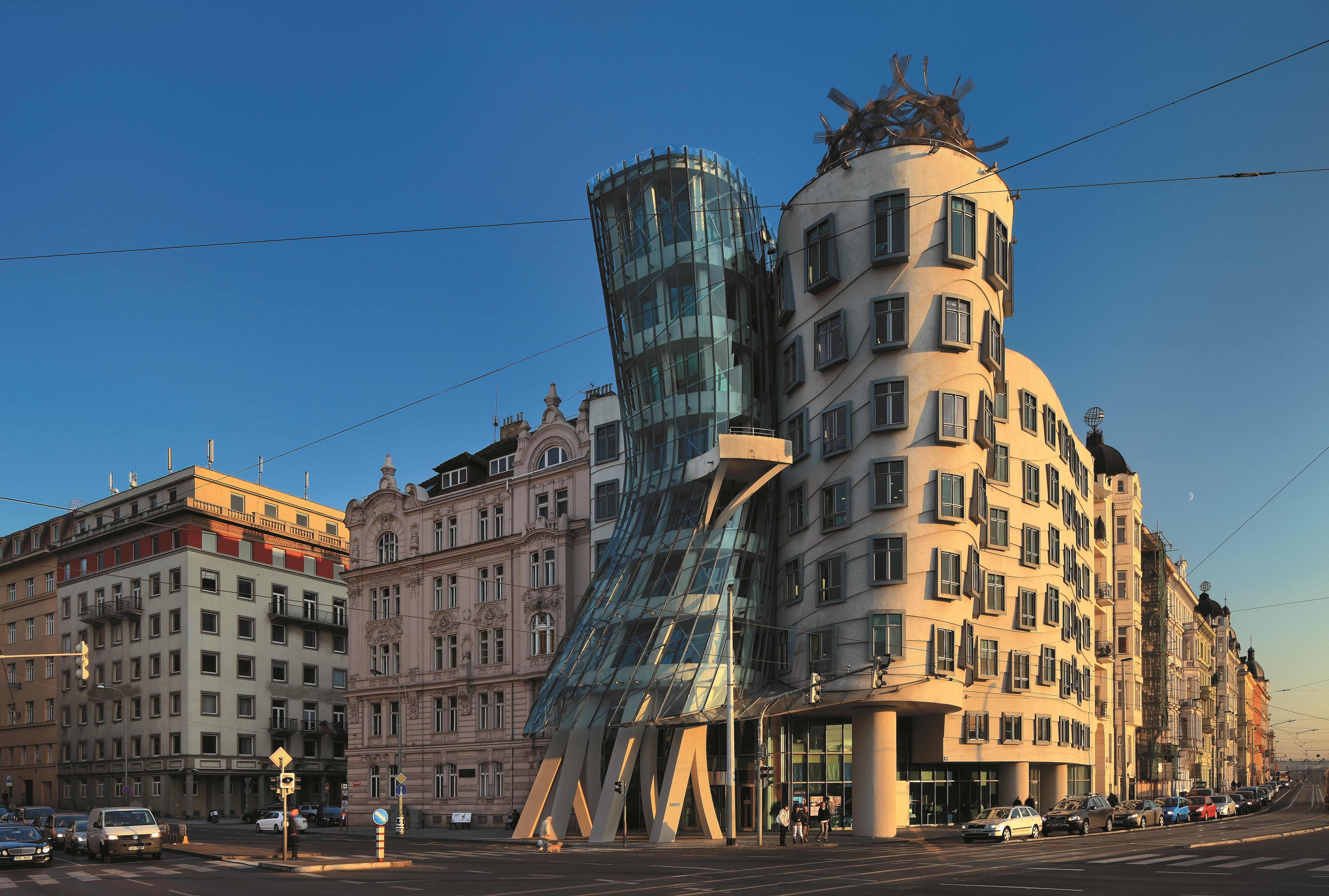 Casa Dancante - Foto de Libor Svacek
