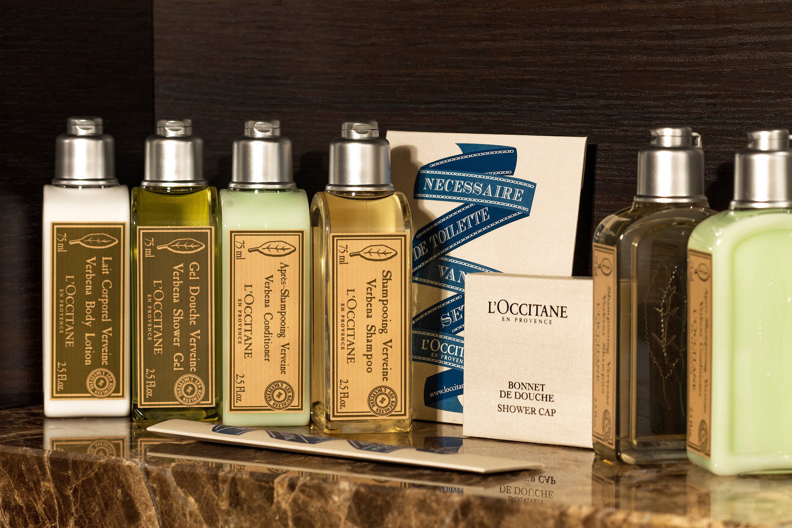 Amenities L´Occitane