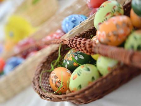 Tradições de Páscoa,por aí