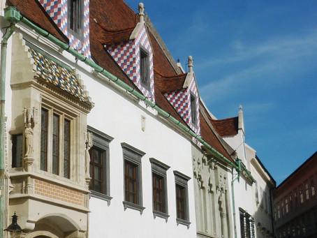 No meio do caminho, Bratislava!