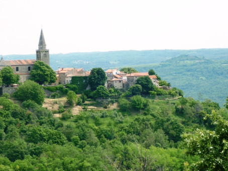 Delícias da Istria, aToscana croata