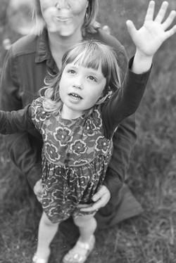 Familiefotograaf in Kasteel van Poeke, Aalter
