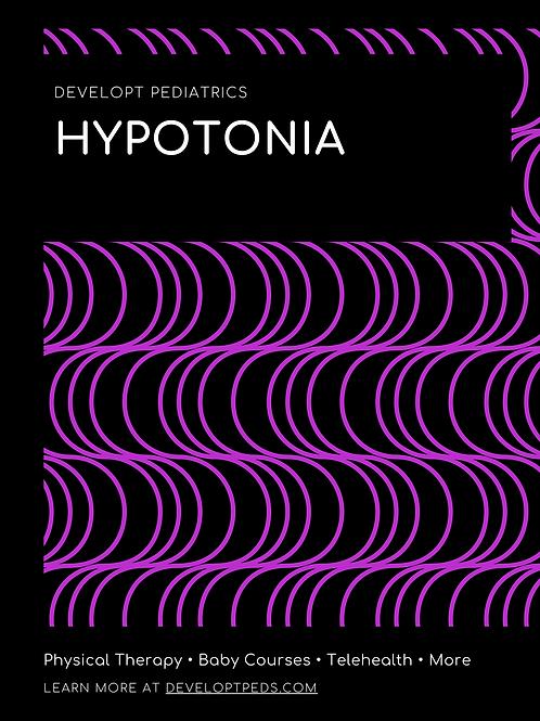 Hypotonia Quick Guide