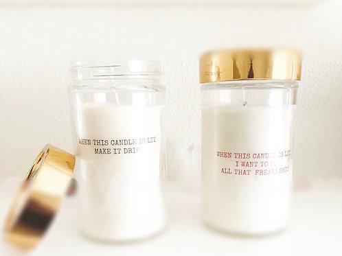 Brown Sugar & Honey Bedroom Candles