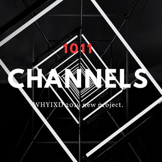 DSPS「Fully I」台北場 X 何理「Channels」裝置