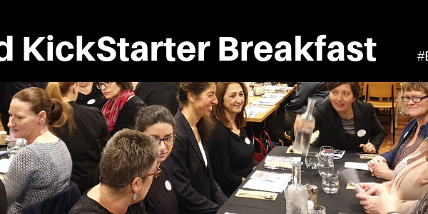 Board KickStarter Breakfast - October 2019