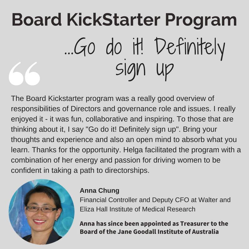 Board KickStarter Program