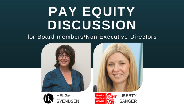 Pay equity forum