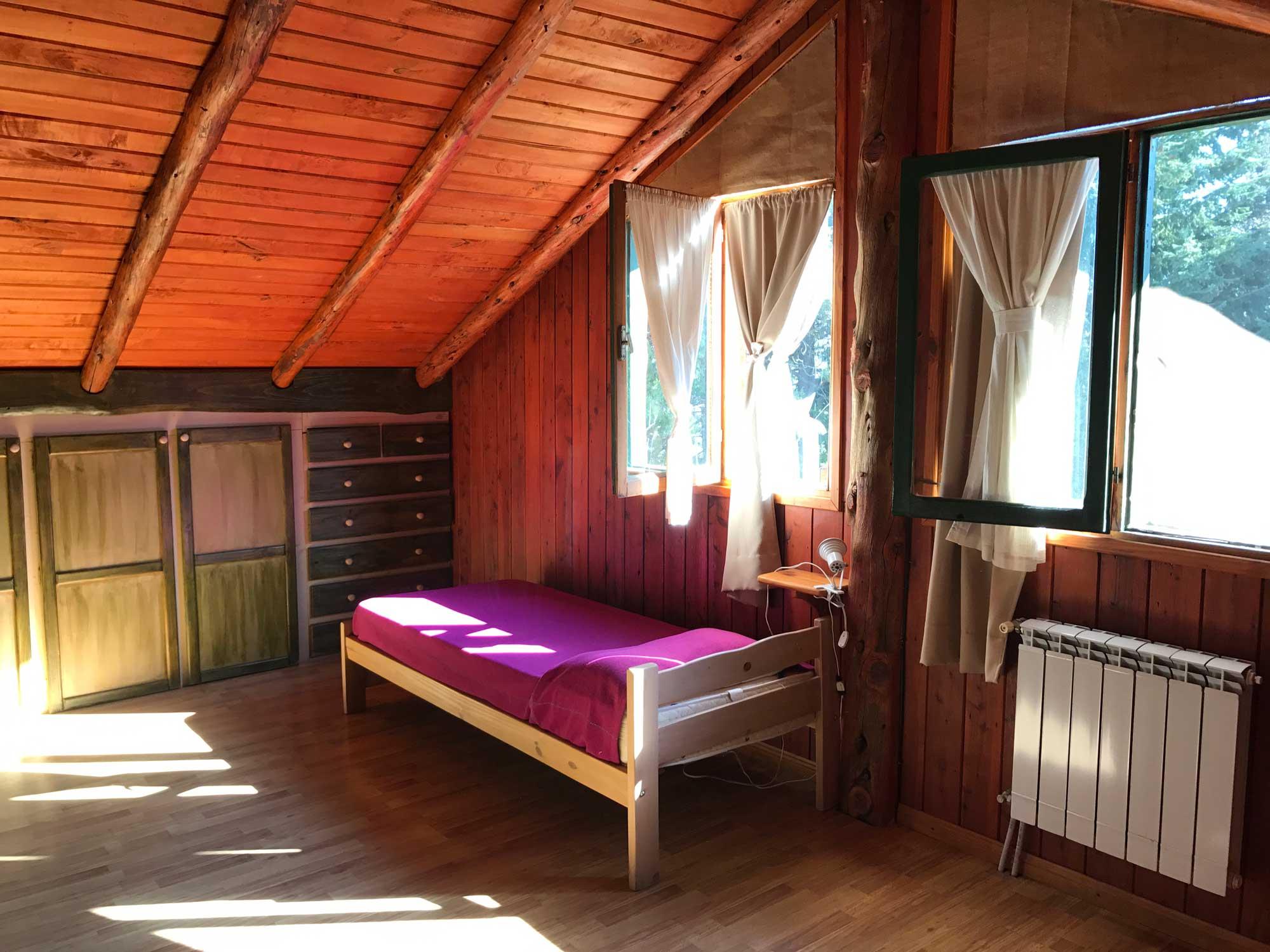 shared room in el bolson