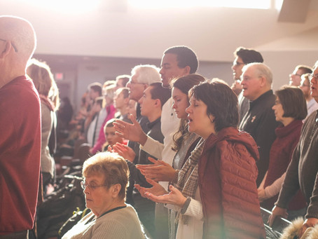 Attending Church Has Many Benefits for Seniors