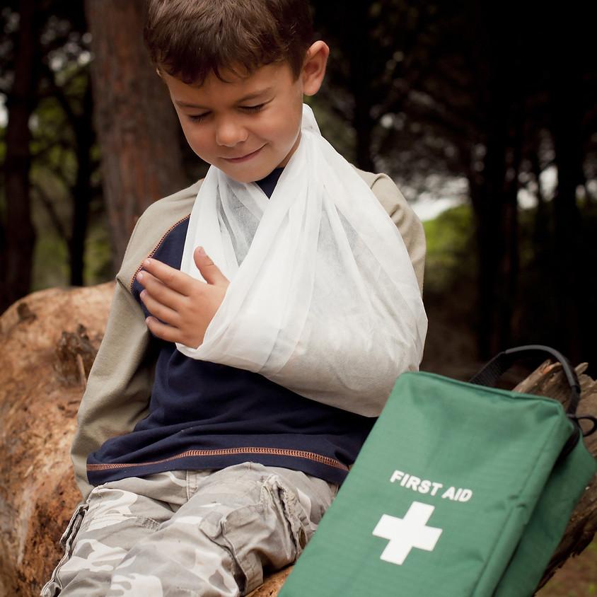 RESCHEDULED TUTORIAL FOR GRADUATE MEMBERS - Dawson Program First Aid