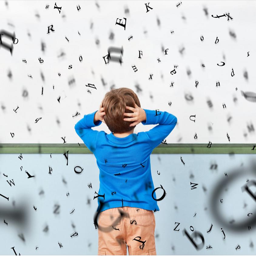 RESCHEDULED TUTORIAL FOR GRADUATE MEMBERS - Dyslexia