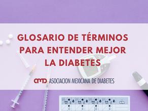 Glosario de términos para entender mejor la diabetes