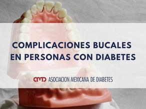 Complicaciones bucales en personas con diabetes