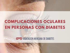 Complicaciones oculares en personas con diabetes