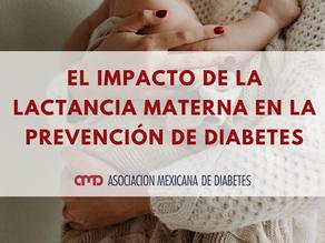 LACTANCIA MATERNA Y PREVENCIÓN DE DIABETES