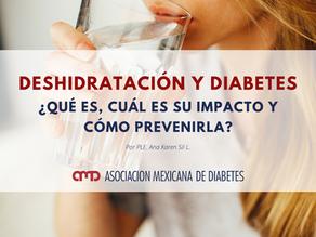 El impacto de la deshidratación en el manejo de la diabetes