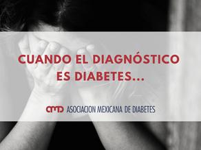 Cuando el diagnóstico es diabetes...