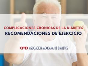 Complicaciones de la diabetes y ejercicio