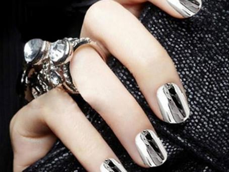 Chroom nagels, de nieuwe hype