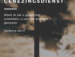 Aanbiddings & Genezingsdienst