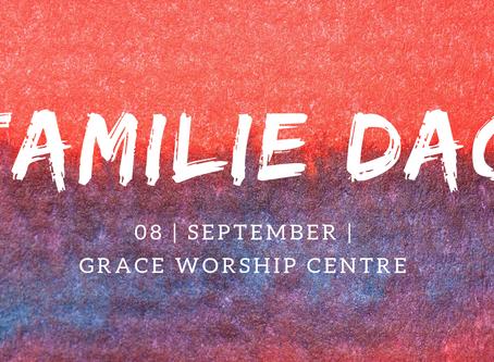 Familie dag Grace Worship Centre
