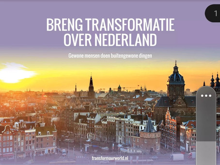 Breng Transformatie over Nederland