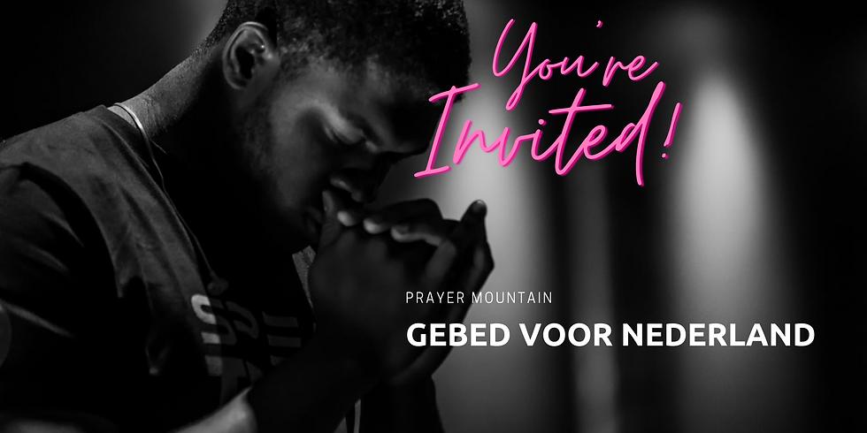 PRAYER MOUNTAIN gebed voor Nederland