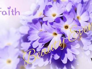 Womens Faith Beauty Night