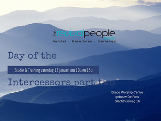 Day of the Intercessors part two