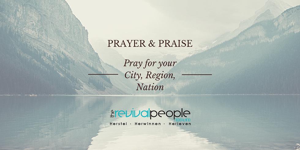 Revival People Nederland PRAYER AND PRAISE MEETING