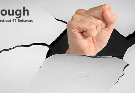 Breaktrough Conferentie Gloriehuis Bolsward!