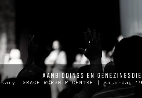 4th Anniversary Grace Worship Centre