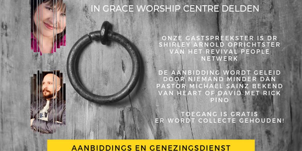 Aanbiddings en Genezingsdienst