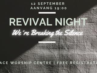 Revival Weekend met GWC
