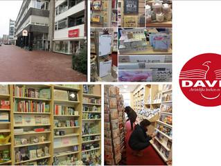 Nieuwe partner boekhandel David