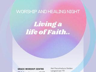Worship and Healing Night
