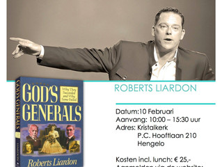 School of Revival met Roberts Liardon