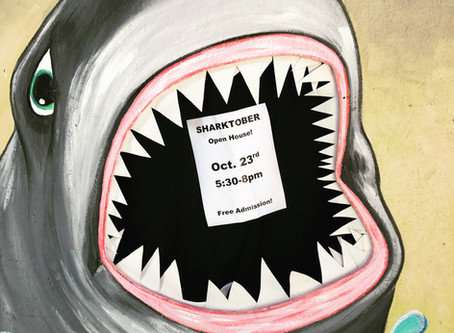 Sharktober Opens Early!!
