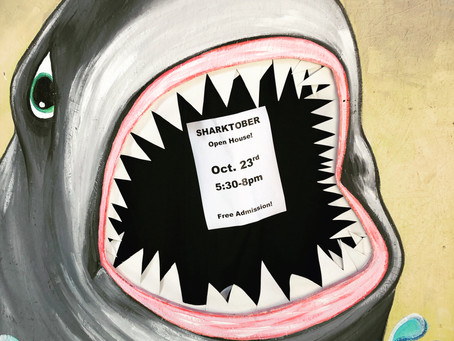 Sharktober Opens Early!!