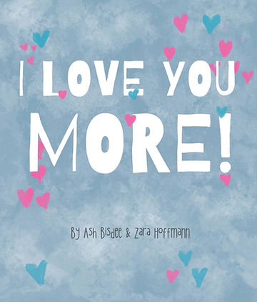 I LOVE YOU MORE (front cover single).jpg